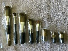 bareMinerals Brushes, lot of 8 Sealed! Details In Comments - Brand New, Sealed