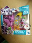 My Little Pony The Movie Twilight Sparkle & Spike the Dragon Walgreens Exclusive