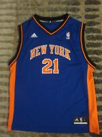 Imam Shumpert #21 New York Knicks NBA adidas Jersey Youth LG 14-16