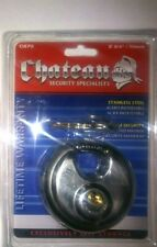 """Chateau Security Specialists Disc Lock # C870 2 3/4"""" 70mm ~ NIP"""