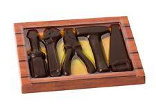 Milk Chocolate Figurines Screwdriver Pincer Hammer Novelty Perfect Gift 160g