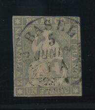 SCHWEIZ 1854 Nr 18IIAys gestempelt (106834)