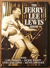THE JERRY LEE LEWIS SHOW - DVD
