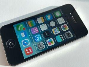 Apple iPhone 4 - 16GB - Black (Unlocked) A1332 (GSM) GOOD CONDITION