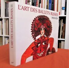 L'Art des ballets russes à Paris : Projets de décors et de costumes (1908-1929)