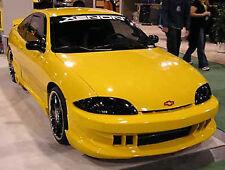 95-00 Chevrolet Cavalier Acrylic Smoke Headlight Covers LUND 36337