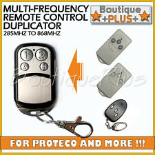 Remote Control Duplicator for PROTECO TX433  PROTECO TX433 HIT 433mhz