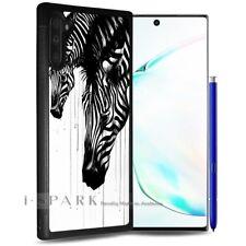 ( For Samsung Note 10 ) Back Case Cover AJH10170 Zebra