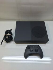 Microsoft Xbox One S 500GB Battlefield 1 Edition Storm Gray
