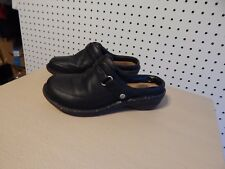 Womens UGG clogs mules - S/n 1929 - black - size 7