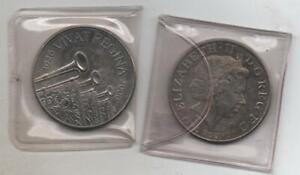 2006 Great Britain £5 Five Pound Queen Elizabeth II 80th Birthday Coin