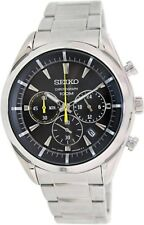 Seiko Gents EXCLUSIVE Chronograph Date Display Watch  SSB087P1-NEW