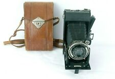 Vintage Voigtlander Bessa Camera With Case Rare