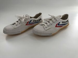 Feiyue White Martial Arts Shoes Size 44