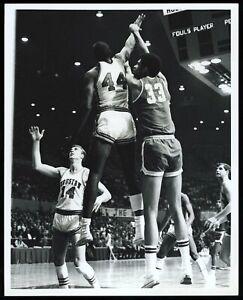 Lew Alcindor vs. Elvin Hayes 1968 UCLA vs Houston Type 1 Original Photo Emmons