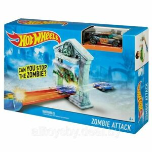 Hot Wheels Zombie Attack Track Set ***BRAND NEW GREAT XMAS GIFT***