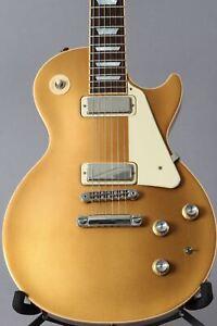 2015 Gibson Les Paul Deluxe Goldtop
