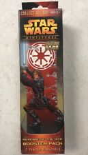 Star Wars Miniaturen Revenge Of The Sith Booster Packung Darth Maul Wins