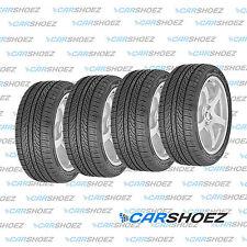 4 New 255 40 17 Nexen N7000 Tires 255/40ZR17 94W 2554017