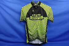 """New State Bicycle Co """"Have a Nice Day"""" Cycling Jersey, Medium, $70 Retail! NWT"""