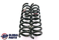 BMW 3 Series F30 Rear Axle Suspension Left Right N/O/S Coil Spring Set GD
