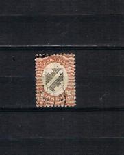 Nordingermanland/Pohjois Inkeri 1920 Freimarke 7 Wappen 10 Mark gebraucht