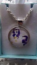 MY LITTLE PONY RARITY UNICORN NECKLACE Size 3,4,5,6,7,8,9,10 Years  Gift Boxed