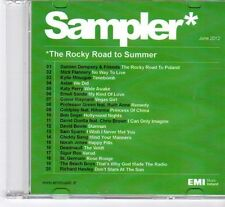 (DX812) The Rocky Road to Summer, 20 tracks various artists - 2012 DJ CD