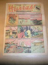 MAGAZINE HURRAH N° 315 / 3 DECEMBRE 1941 / TARZAN++++++++