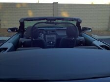 Custom Universal Wind Deflector Blocker Mesh for convertible mustang chrysler
