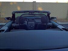 Custom Universal Wind Deflector Blocker Mesh for convertible mustang chrysler