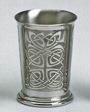 Pewter Celtic Beaker