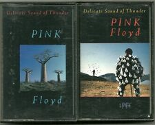 Delicate Sound of Thunder by Pink Floyd (Cassette, 1988, 2 Cassettes, Columbia)