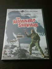 The Abominable Snowman of the Himalayas 1957 (Dvd, 2000) Out of Print, Oop B&W