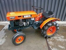Kubota B6000 Tractor  Workshop & Parts Manual