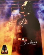 Dave Prowse HAND SIGNED Star Wars 10x8 OPIX Darth Vader Photograph IN PERS COA