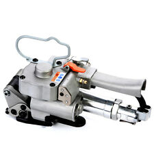 2000W Handheld Pneumatic Strapping Tool 4 PP/PET Polyester 13~19mm Strap Machine