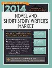 2014 Novel & Short Story Writer's Market, , Good Condition, Book