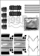 REAR Brake Caliper Pad Fitting Kit for TOYOTA RAV 4 2000-2006 (H1836)