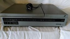 Sylvania Video Laser Disc Player M# VP7200GY Serial# 33611056