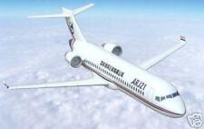 ARJ-21 AVIC 1 ACAC Chinese Jet Airplane Desktop Wood Model Free Shipping Large