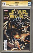 Star Wars #3 CGC 9.8  Signature Series