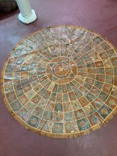 Leather Round Rugs For Ebay