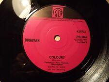 Donovan......Colours.......45rpm
