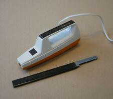 Moulinex elektrisches Messer Elektromesser Type 246 - orange - 100W