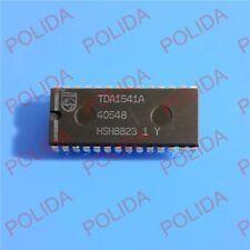 1PCS Dual 16-bit DAC IC PHILIPS DIP-28 TDA1541A 100% Genuine and New