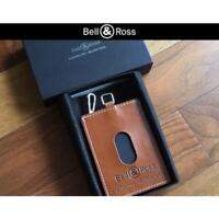 Bell & Ross Pass Card Case Holder with Neck Strap in Box New