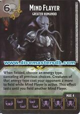 Mind Flayer Greater Humanoid #77 - Dungeons & Dragons Battle for F. Dice Masters