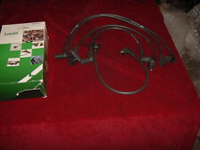 Lucas Spark Plug Ignition Wire Set  MGB 1975-80 Push in Cap inc Coil Wire