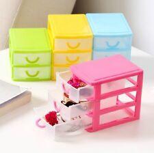 Multifunctional Desk Storage Box Remote Control Case Cosmetic Organizer Holder